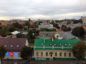 A skyline view of Pinsk.