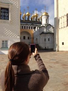 Kremlin gold.
